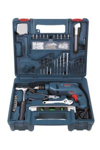 Bosch GSB 500 RE 500-Watt Drill Set