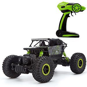 ToyTree 1-18 Scale Rock Crawler Rally Car
