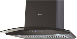 Elica Escg Bf 60 Nero Kitchen Chimney