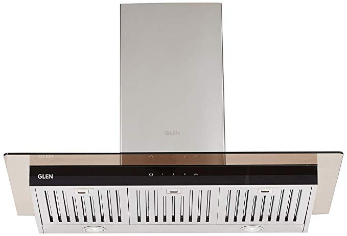 Glen 6062 Kitchen Chimney Stainless Steel