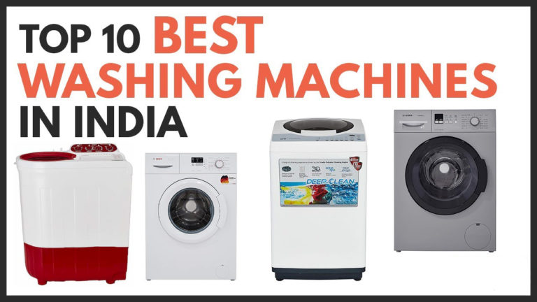 Top 10 Best Washing Machine