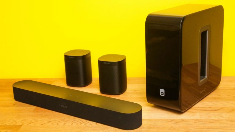 Top 10 Best Sonos Speakers