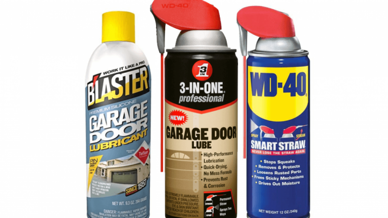 Silicone Spray Lubricants