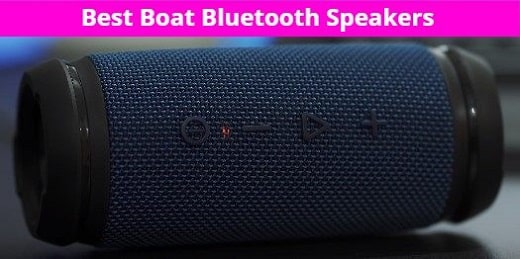 Boat Bluetooth Speakers
