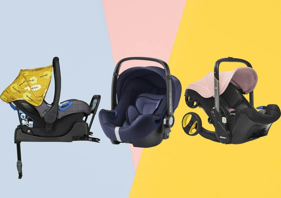 Top 10 Best Baby Car Seats - Review & Buying Guide
