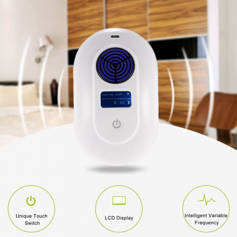 Top 10 Best Ultrasonic Pest Repellers - Expert Guide and Review 1