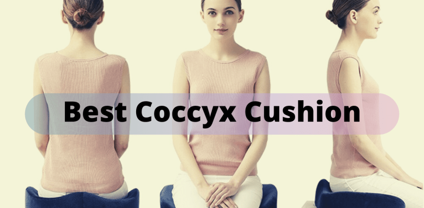 The 8 Best Coccyx Cushion for Tailbone Pain [2021 Edition]
