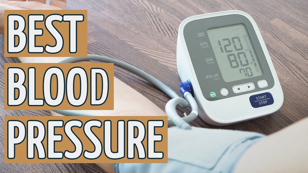 10 Best Blood pressure Monitors - Reviews & Guide