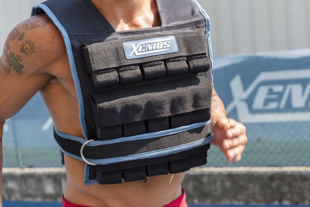 Best Weighted Vest in India - Crossfit - Running - 20kg - 30kg