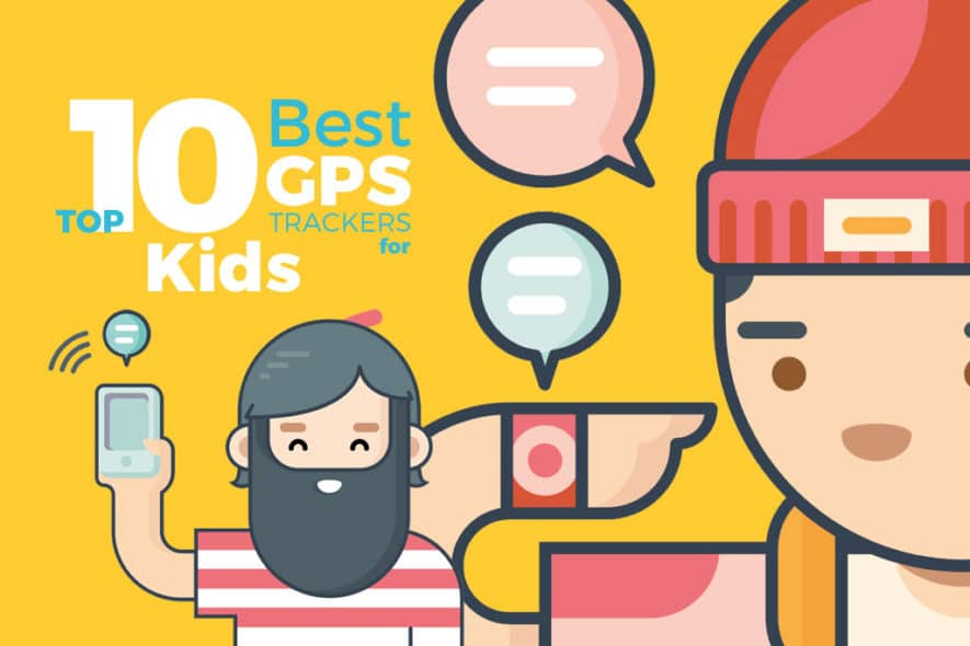 Best GPS tracker for kids in 2021 - Buying Guide